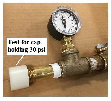 z engineering pressure test